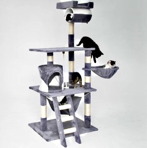 kratzbaum test vergleich testsieger der hochwertige. Black Bedroom Furniture Sets. Home Design Ideas